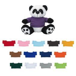 Panda Bear Plush Stuffed 6-Inch Animals Lot Of 25