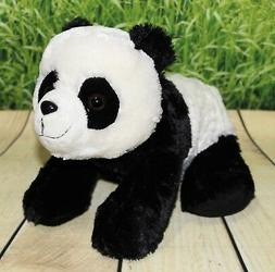 """Wild Republic PANDA Hug'ems 10"""" Floppy Plush Bear Hug ems St"""