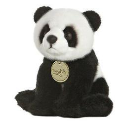 Panda - Small Aurora Plush Stuffed Animal Toy Cute Cuddly Be