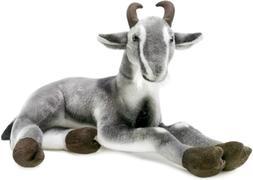 VIAHART Patrick The Pygmy Goat | 18 Inch Large Stuffed Anima