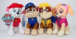 Paw Patrol Plush Pup Pal 4 Pieces Character Plush Set Marsha