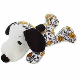 Hallmark Peanuts Jack-o'-Lantern Snoopy Floppy Stuffed Anima