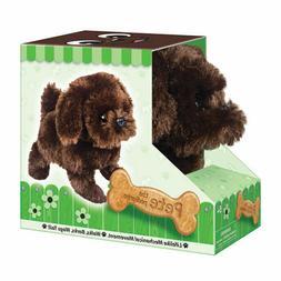 Pedigree Dog Kids Toy Plush Stuffed Animal Barking Walking G