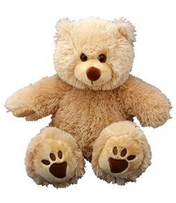 "PERSONAL Recordable Plush 15"" Talking Teddy Bear by BEARegar"