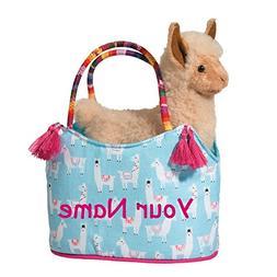 Personalized Douglas Colorful Fiesta Llama Sassy Kidz Fashio