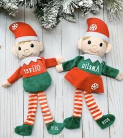 Personalized Elf, Christmas Elves, First Christmas, Plushie