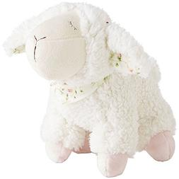 Pier 1 Imports Cream LUCY Lamb Sheep Plush Floral Ears