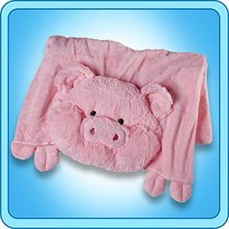 The Original My Pillow Pets Pig Blanket
