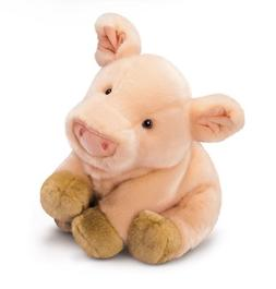 Russ Berrie Pig Puppet With Realistic Sound