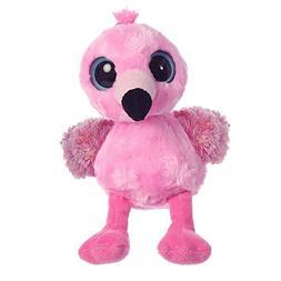 "5"" Pinkee YooHoo Aurora Plush Stuffed Animal Pink Flamingo"