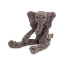 Jellycat Pitterpat Elephant Stuffed Animal, 15 inches