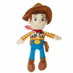 """Disney Pixar Toy Story 4 Woody 8"""" Plush Doll Officially Lice"""