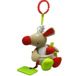 Dolce Play and Learn  Interactive Stuffed Animal Plush Educa