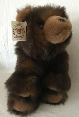 Bearington Collection Plush Bear Baby Benjamin Stuffed Soft