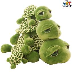 Plush Big <font><b>Eye</b></font> Green Tortoise Turtle Toys