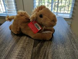 Aurora Plush Camel Stuffed Animal Toy 8 inches