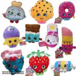 Plush Shopkins Cart Characters Dolls Figures Stuffed Toys An
