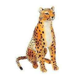 Melissa & Doug® Plush Cheetah