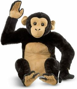 PLUSH CHIMPANZEE