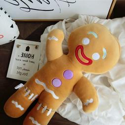 Plush Christmas ginger toy baby appease doll <font><b>giant<
