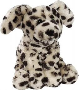 Plush Dalmatian Dog Fuzzy Fella 11""
