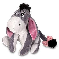 """Disney Plush Eeyore Toy 12"""" Disney Store Authentic Soft"""