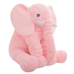 Amazingdeal Large Plush Elephant Toy Kids Sleeping Back Cush