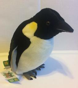 """Plush Cuddlekins Emperor Penguin for Wild Republic 12"""" Emper"""