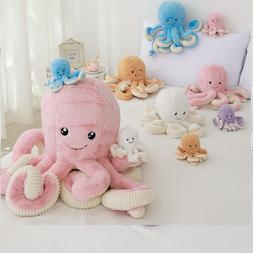 Plush <font><b>Animal</b></font> 18/40/60/80cm Octopus Plush