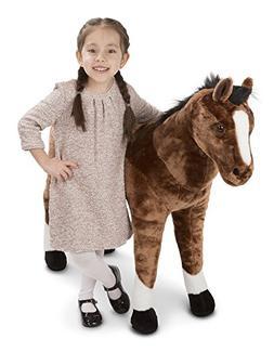 Melissa & Doug® Plush Horse
