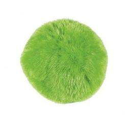 Fun Express Plush Lime Green Gumball Pillows