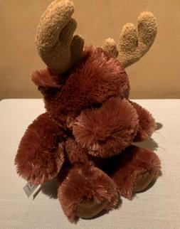 Plush MOOSE  - New Stuffed Animal Toy CE Certified - Aurora