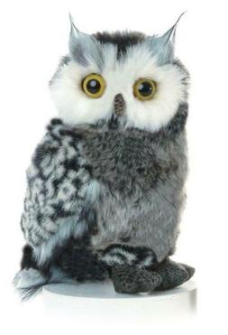 plush owl bird toy stuffed