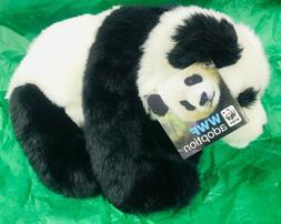 WWF Plush Panda Bear 10 in World Wildlife Fund Adoption Stuf