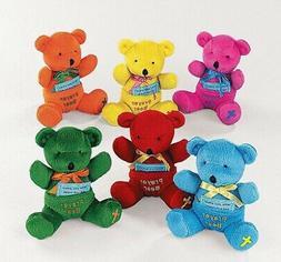 Fun Express Plush Prayer Bears
