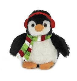 "PLUSH STOCKING STUFFER 6"" PENQUIN ""FLURRY"" #174007 2016 BEAR"