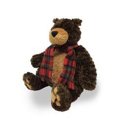 GUND  Plush Stuffed Animal Teddy Bear,14-Inch Brown,Holiday