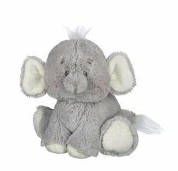 Ganz Baby Girl Boy 8 Inch Plush Stuffed Animal Toy Gray Emer