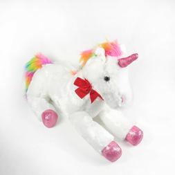 Plush toys, Unicorn, Stuffed Animals, Soft Washable Gift for