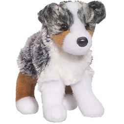 "8"" Plush Stuffed Puppy Dog Cuddle Toy"
