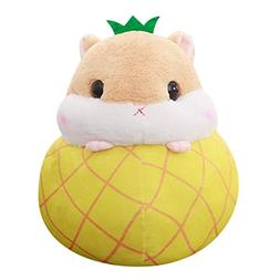 Showking Plush Stuffed Toys, Cute Hamster Plush Stuffed Anim