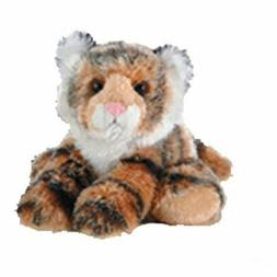 Aurora Plush Tanya Tiger Mini Flopsie 8""