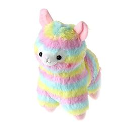 Jesse Plush Toy, 6.69 x 5.91 x 3.94 inches, Colorful Cute Al
