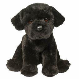 plush whittaker 9 black lab stuffed animal
