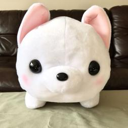 AMUSE - Pocket Zoo White Friends Arctic Fox Plush Toy Animal