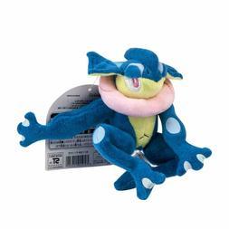 "Pokemon 5.5"" Greninja Stuffed Animals Plush Doll Toy Collect"