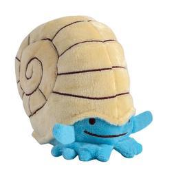 Pokemon Plush Ditto Omanyte Stuffed Animals Soft Toys 5inch