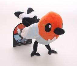 Pokemon Center Original Plush Doll Fletchling 2014 Xy Stuffe