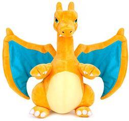 """Pokemon Charizard Plush Toys Soft Stuffed Animal Doll 13"""" 33"""