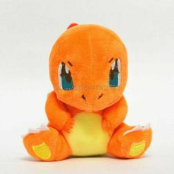 Pokemon Charmander Plush Soft Toy Stuffed Animal Cuddly Doll